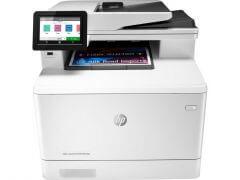 HP HP Color LaserJet Pro M479dw vezeték nélküli hálózati színes multifunkciós lézer nyomtató (W1A77A)