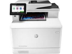 HP HP Color LaserJet Pro M479fnw vezeték nélküli hálózati színes multifunkciós lézer nyomtató (W1A78A)