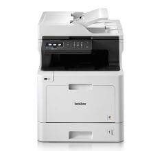 Brother Brother MFC-L8690CDW vezeték nélküli hálózati színes multifunkciós lézer nyomtató