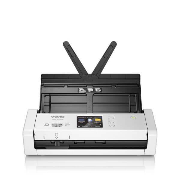Image of Brother ADS-1700W duplex vezeték nélküli dokumentum szkenner