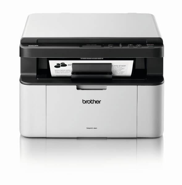 Image of Brother DCP-1510E nyomtató csomag (nyomtató, induló tonerrel + 1 extra toner + USB kábel)