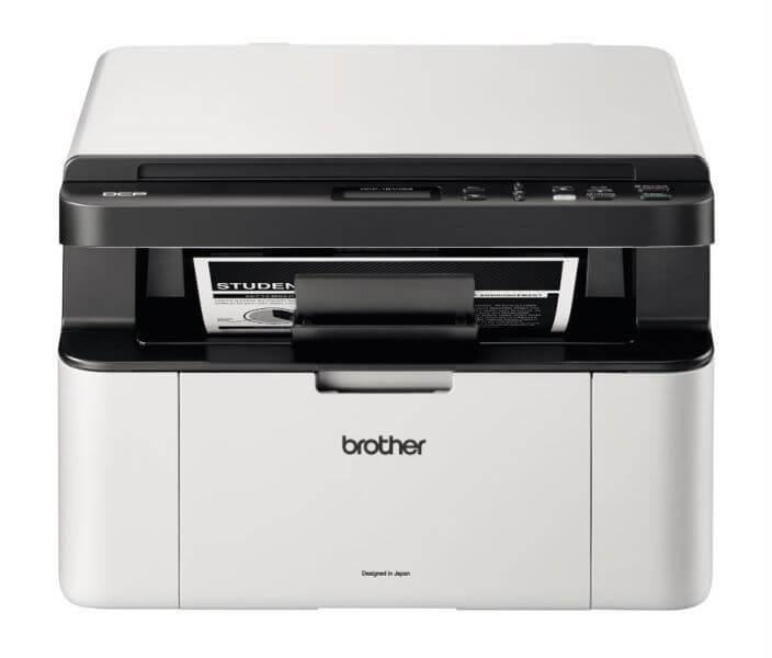 Image of Brother DCP-1610WE vezeték nélküli fekete-fehér multifunkciós lézer nyomtató