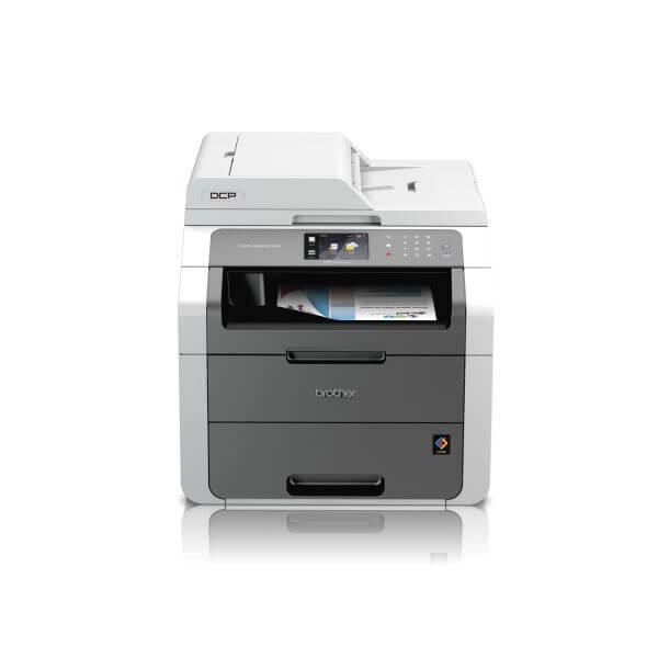 Brother DCP-9020CDW színes vezeték nélküli multifunkciós lézer nyomtató
