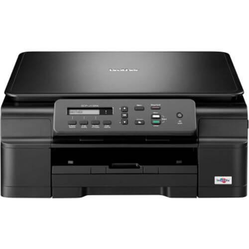 Brother DCP-J132W multifunkciós tintasugaras nyomtató csomag (nyomtató, induló patronokkal + 1 extra fekete patron + USB kábel)