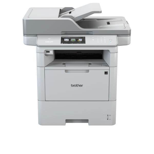 Image of Brother DCP-L6600DW nyomtató csomag (nyomtató, induló tonerrel + 1 extra toner + USB kábel)