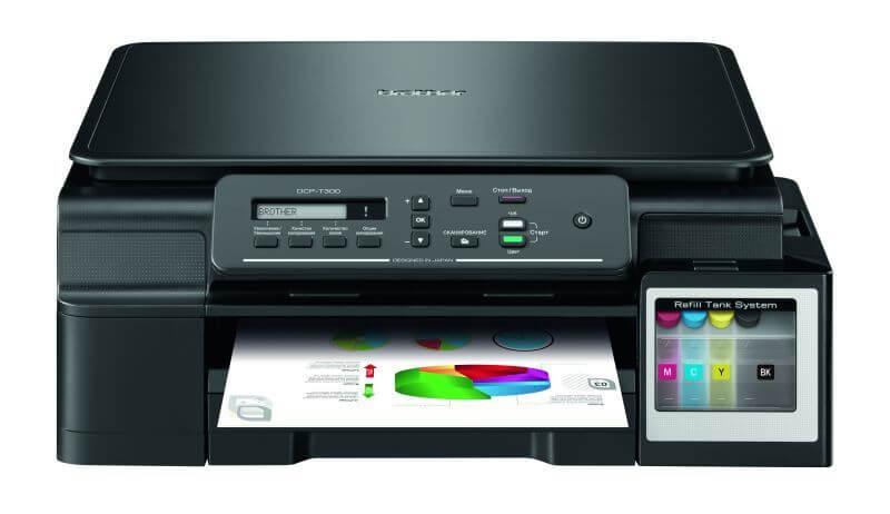 Brother Ink Benefit DCP-T300 multifunkciós tintasugaras nyomtató