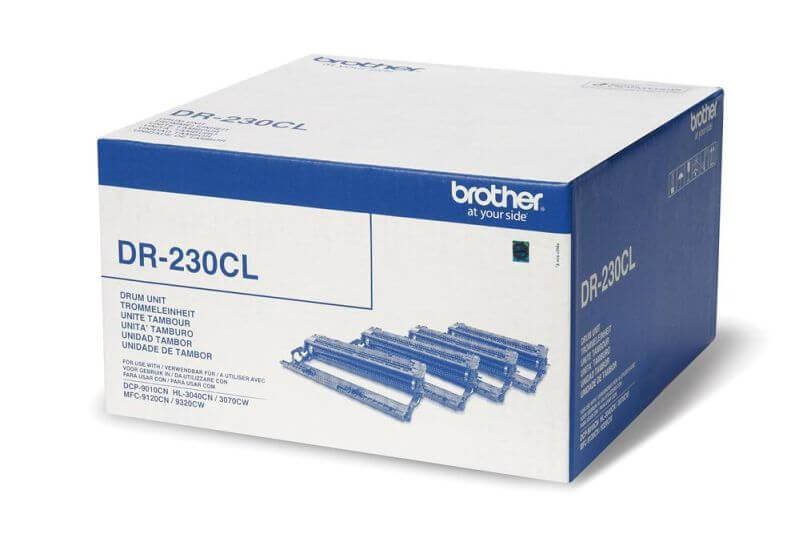 Image of Brother DR230CL eredeti dobegység