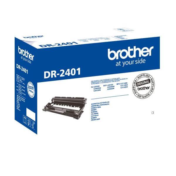 Image of Brother DR2401 eredeti dobegység