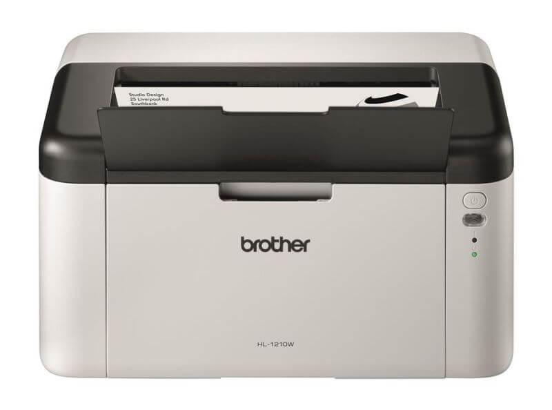 Image of Brother HL-1210WE nyomtató csomag (nyomtató, induló tonerrel + 1 extra toner + USB kábel)