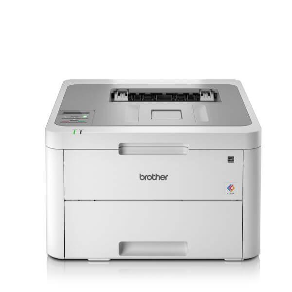 Image of Brother HL-L3210CW nyomtató csomag (nyomtató, induló tonerekkel + 4 nagy kapacitású toner)