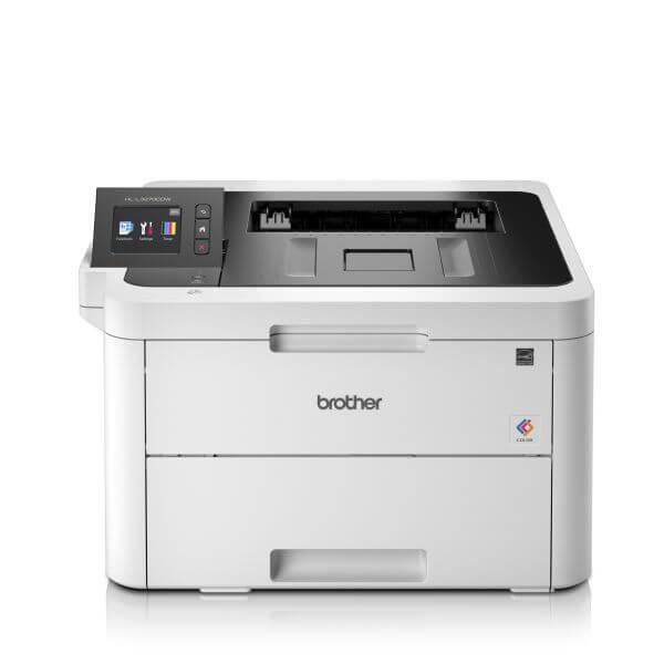 Image of Brother HL-L3270CDW nyomtató csomag (nyomtató, induló tonerekkel + 4 nagy kapacitású toner)