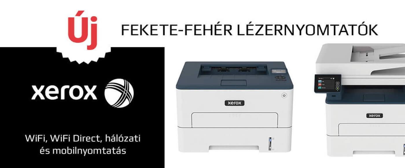 Xerox fekete-fehér lézernyomtatók