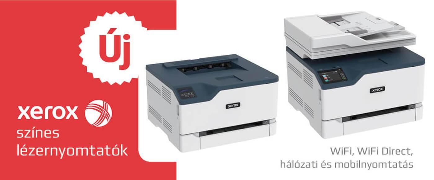 Xerox színes lézernyomtatók