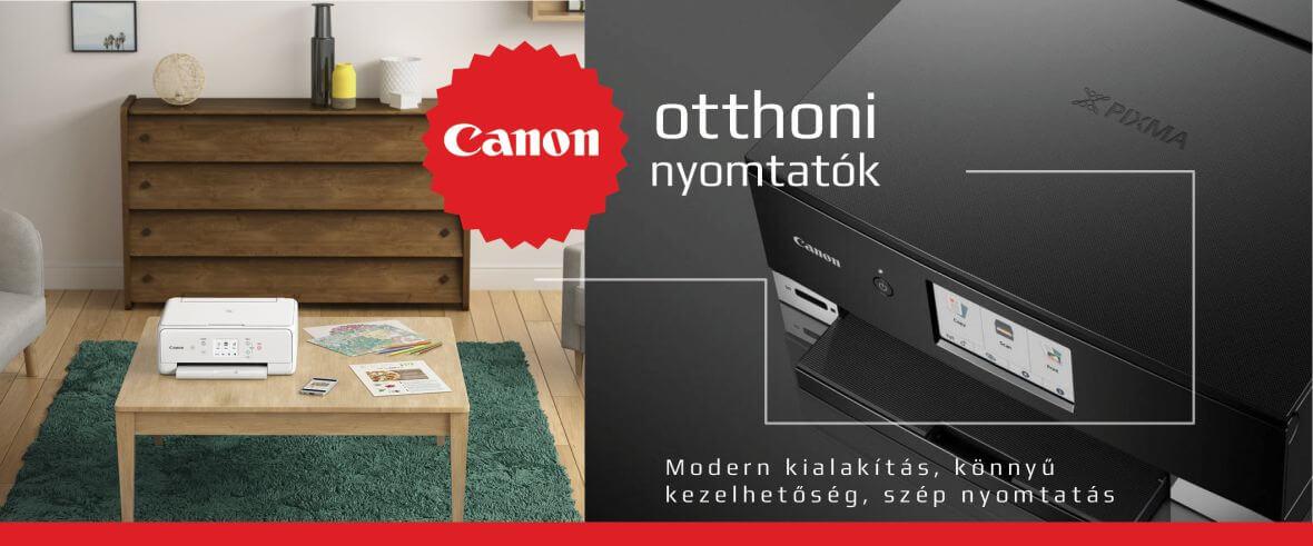Canon otthoni nyomtatók